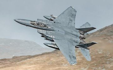 the plane, aviation, weapons, f15e