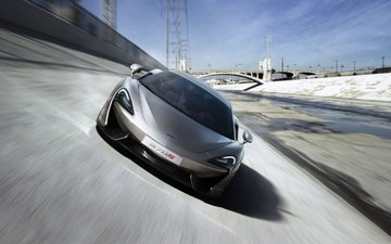 movement, car, mclaren