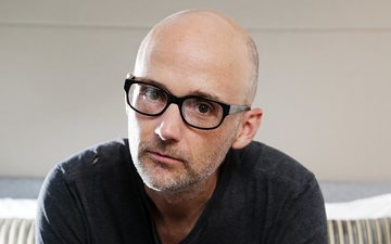 look, glasses, dj, face, male, singer, composer, bristles, moby