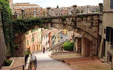 the city, italy, florence, perugia