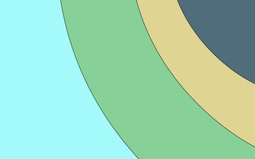 abstraction, wallpaper, circles, color, material