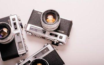 фон, фотоаппарат, камеры, yashica electro 35 gs