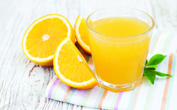 drink, fruit, oranges, glass, citrus, orange juice, juice