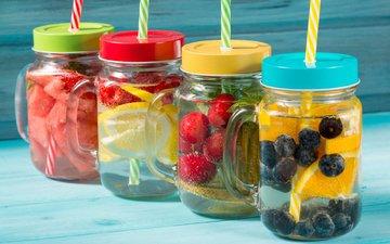 drink, fruit, berries, healthy eating