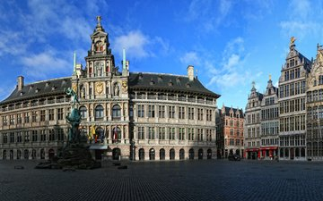 the city, belgium, antwerp