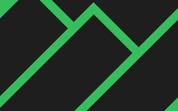 strip, line, green, black, minimalism, figure, rectangles