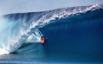 wave, sport, surfing, extreme