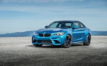 blue, coupe, bmw, f87