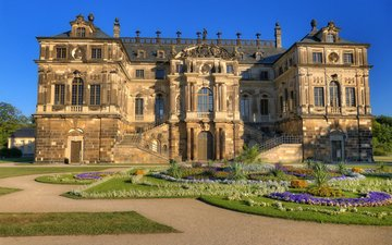 garden, palace, germany, dresden, dresden. germany
