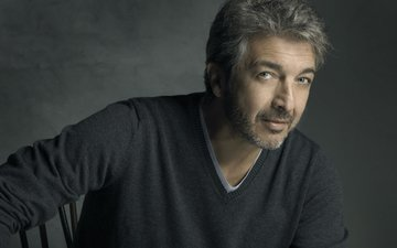 look, actor, face, ricardo darin, ricardo darín