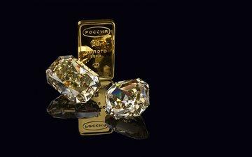 бриллиант, золотая, ювелирные изделия