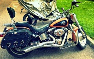 style, the city, rock, bike, moto, harley