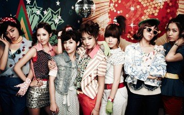 group, girls, t-ara