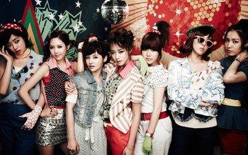 группа, девушки, t-ara