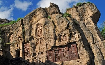 крест, армения, ереван, айастан, хач