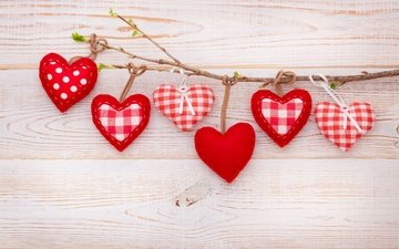 branch, love, heart, holiday, hearts, valentine's day