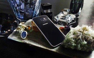 галактика, андроид, бижутерия, эмбер, смартфон, самсунг, 2015 год