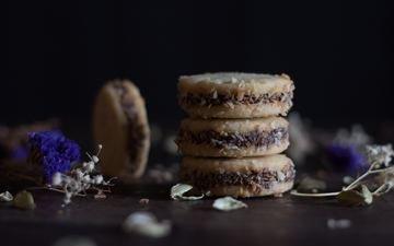 cookies, cakes, dessert