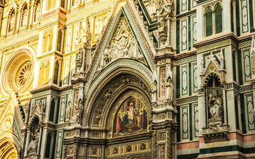cathedral, italy, church, architecture, florence, the building, attraction, the dome, religion