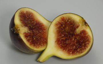 фрукты, плоды, инжир, смоква, фига