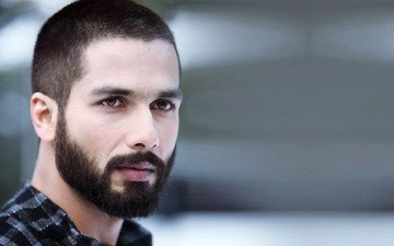 look, actor, face, indian, shahid kapoor