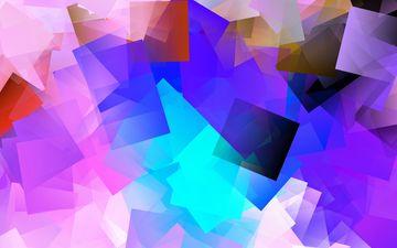 абстракция, фон, узор, цвет, графика, мозаика, геометрия