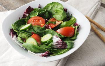 food, green, healthy, healthy eating, vegetable, salad