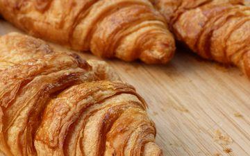 cakes, croissant, croissants, bagels