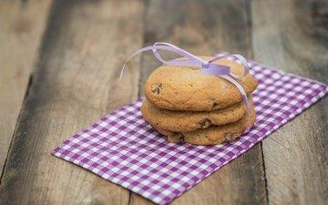 background, food, tape, napkin, sweet, cookies, cakes, dessert