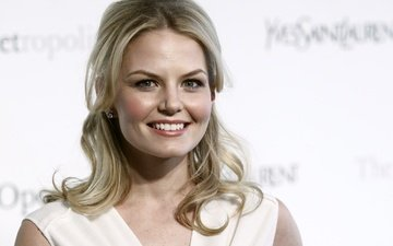pose, smile, look, actress, jennifer morrison