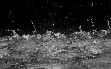 water, drops, black and white, squirt, splash, liquid