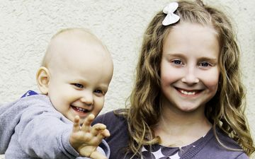 smile, children, girl, child, childhood, sister