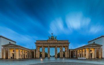 germany, berlin, brandenburg gate