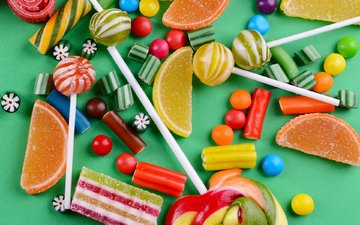 candy, sweets, dessert, lollipops, marmalade, pills, lollipop, candy.sweets