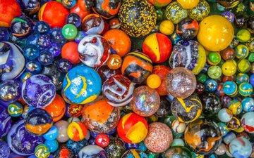 balls, marbles