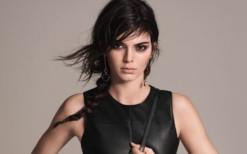 actress, celebrity, sisters, hollywood, brunette, kendall jenner