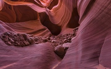 canyon, usa, antelope canyon, arizona
