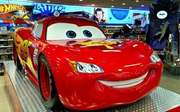 молния, мир, гонки, тачки, маквин, гоночный автомобиль