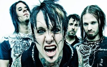 style, group, gothic, tattoo, rock, punk, papa roach, rockgruppe