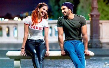 the film, actors, smile, bollywood, befikre, ranveer singh, vaani kapoor