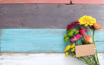 picture, hd, wooden, flower, table, twith