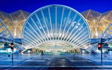 portugal, station, lisbon, .
