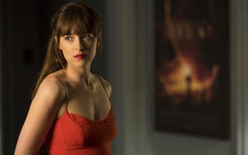 the film, dakota johnson, fifty shades darker