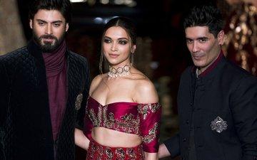 актриса, дипика падуконе, fawad khan, karan johar