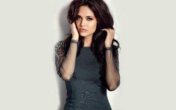 brunette, actress, celebrity, bollywood, ash gupta
