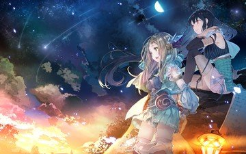 anime, firis mistlud, yuugen, firis atelier: the alchemist of the mysterious journey