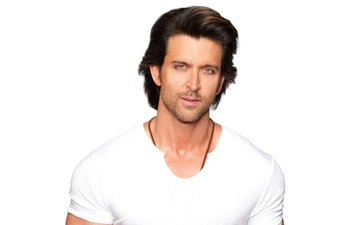 look, actor, face, white background, male, bollywood, hrithik roshan