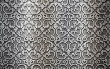 metal, texture, background, pattern
