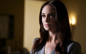 girl, portrait, look, hair, face, actress, the series, mallory jansen, agents of s