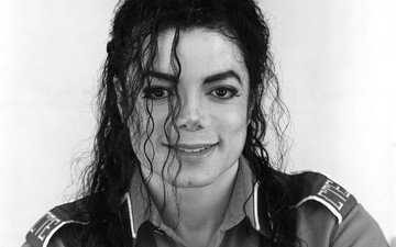 look, black and white, actor, dancer, face, michael jackson, singer, songwriter